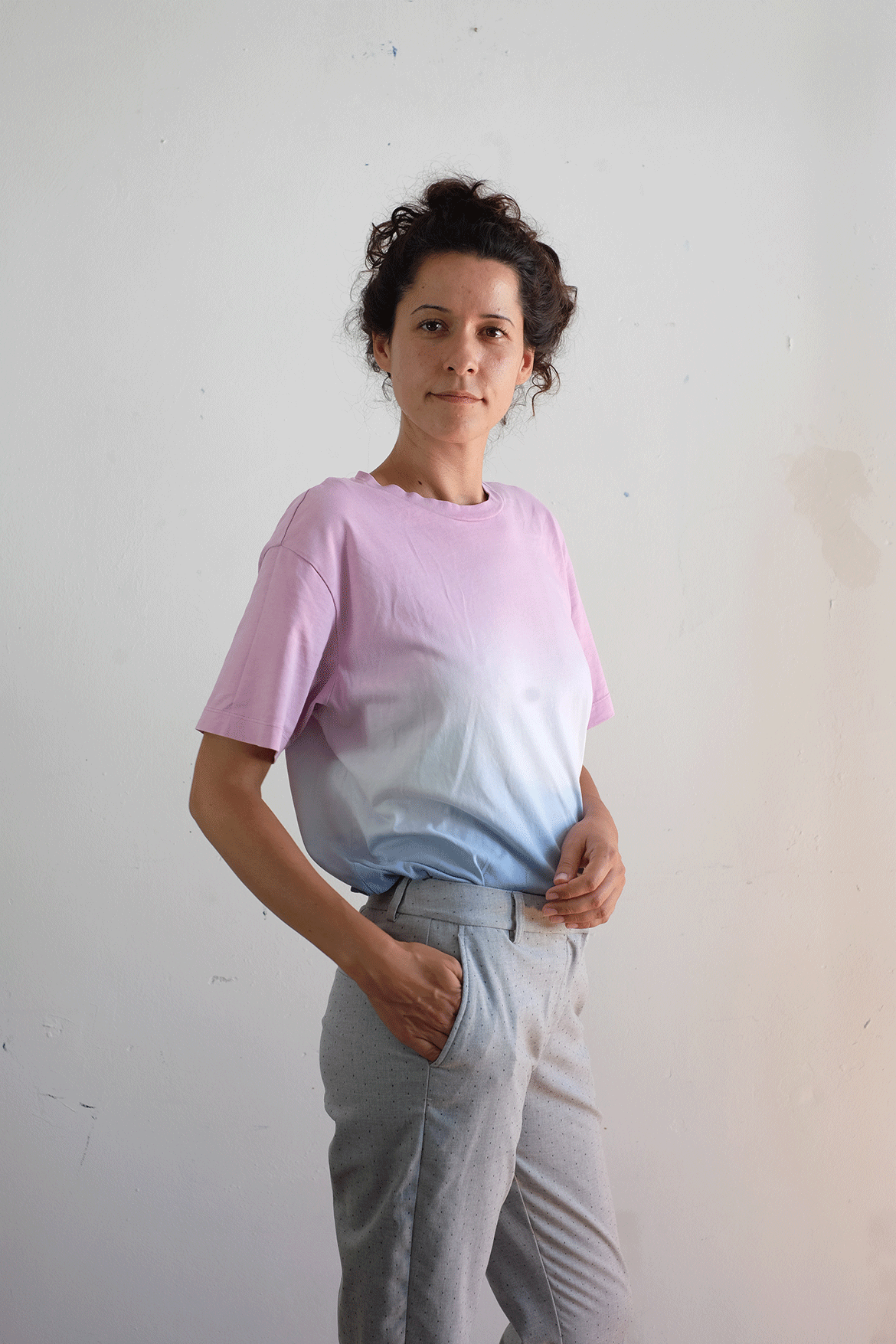 Künstlerprofil Nina Gosodpin Contemporary Art
